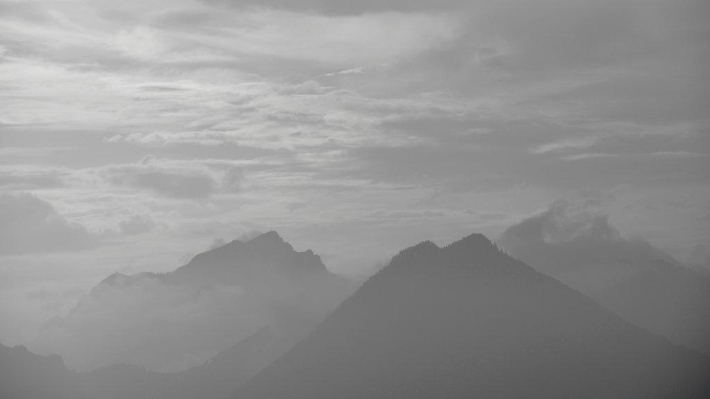 Gipfelspitzen