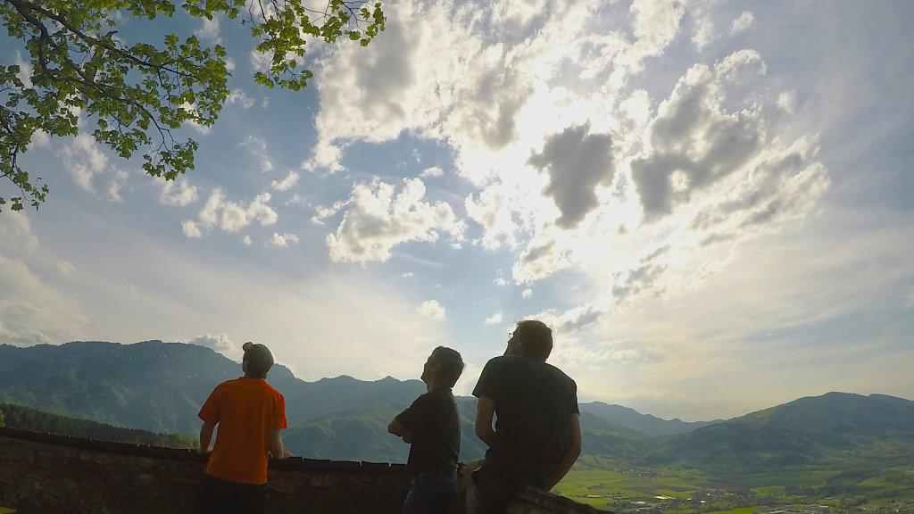 Die Drei von der Burg