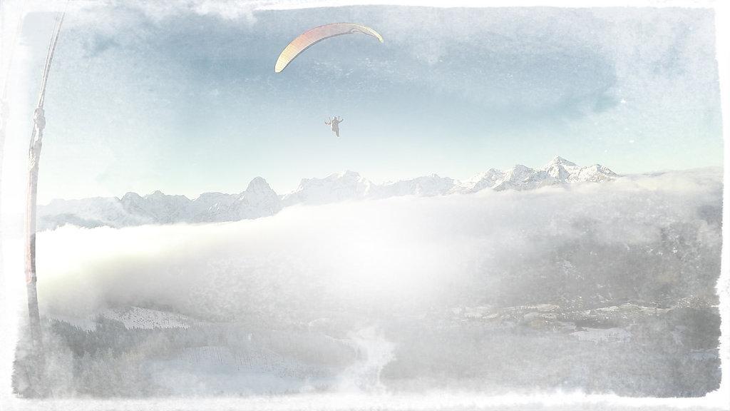 Über'm Nebelmeer