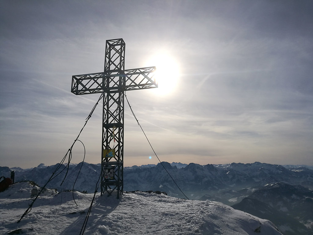 Kasberggipfelkreuz III